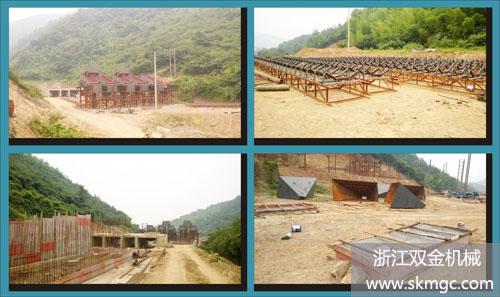 安徽繁昌时产1000吨破碎生产线