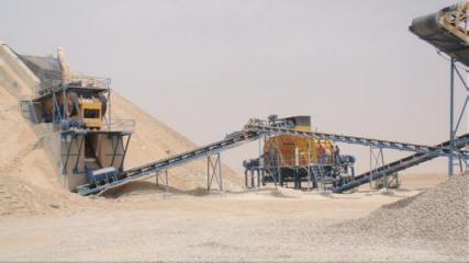 砂石生产线优化设计