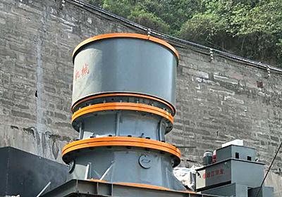 重庆万州时产500吨鹅卵石破碎生产线