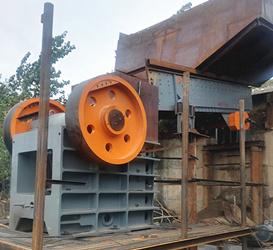 陕西西安时产300吨河卵石