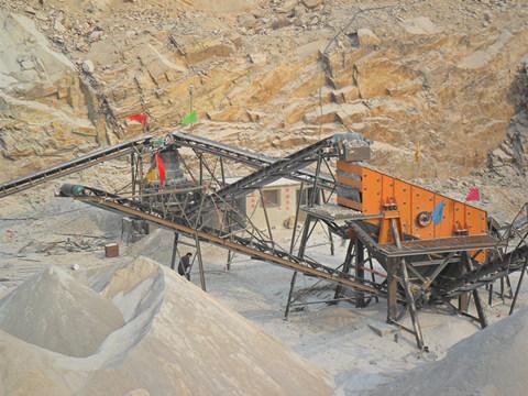 玄武岩破碎机如何选择,它的生产线配置方案怎么设计?