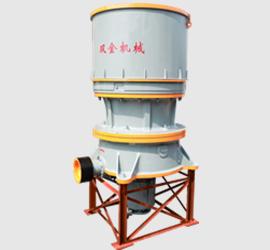 单缸液压式圆锥破碎机(