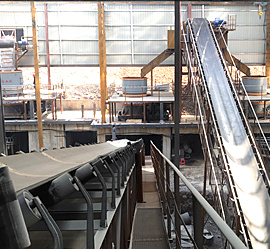 安徽繁昌时产1000吨生产线调试完成