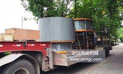 一台SK1500S单缸液压破碎机发往浙