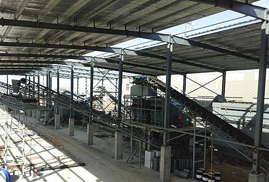 四川石料生产线