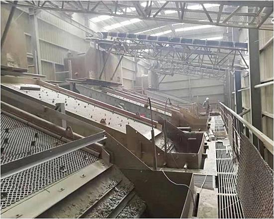 1000吨破碎生产线
